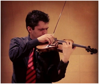Andrei Stanciu – vioară