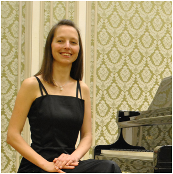 Mihaela Pavel – pian