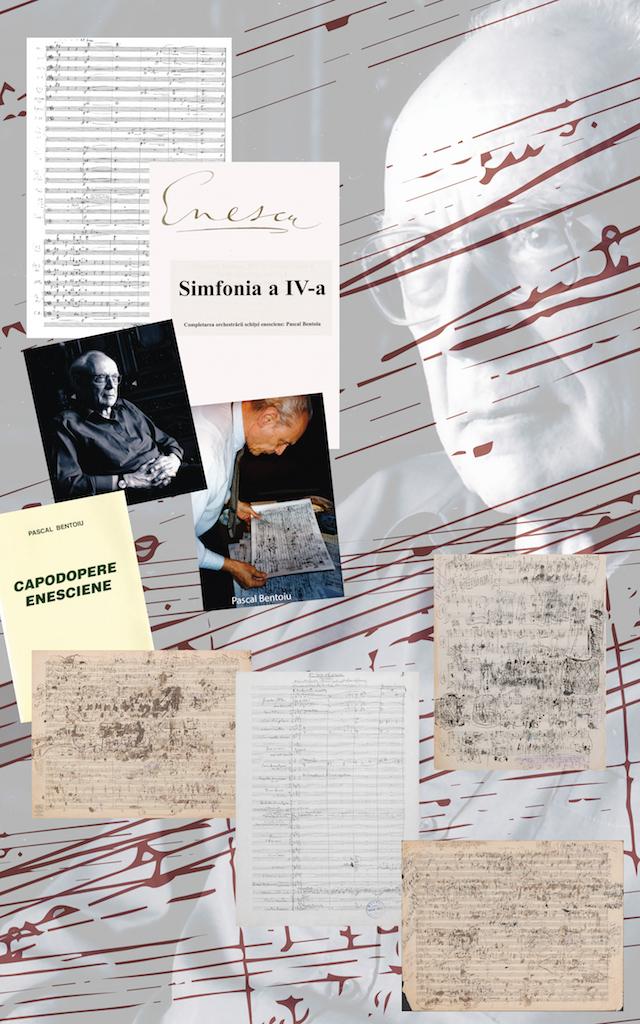 08 – George Enescu și Pascal Bentoiu