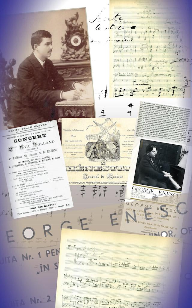 2. Suita în stil vechi pentru pian op. 3