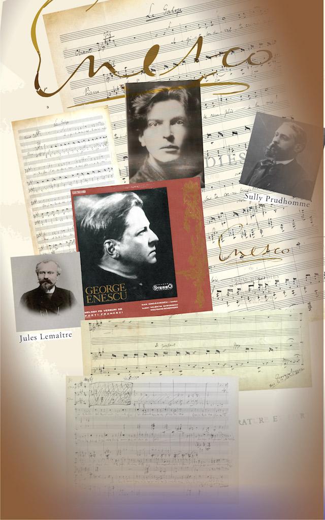 3. Trei melodii pe versuri de Jules Lemaître și Sully Prudhomme, op. 4