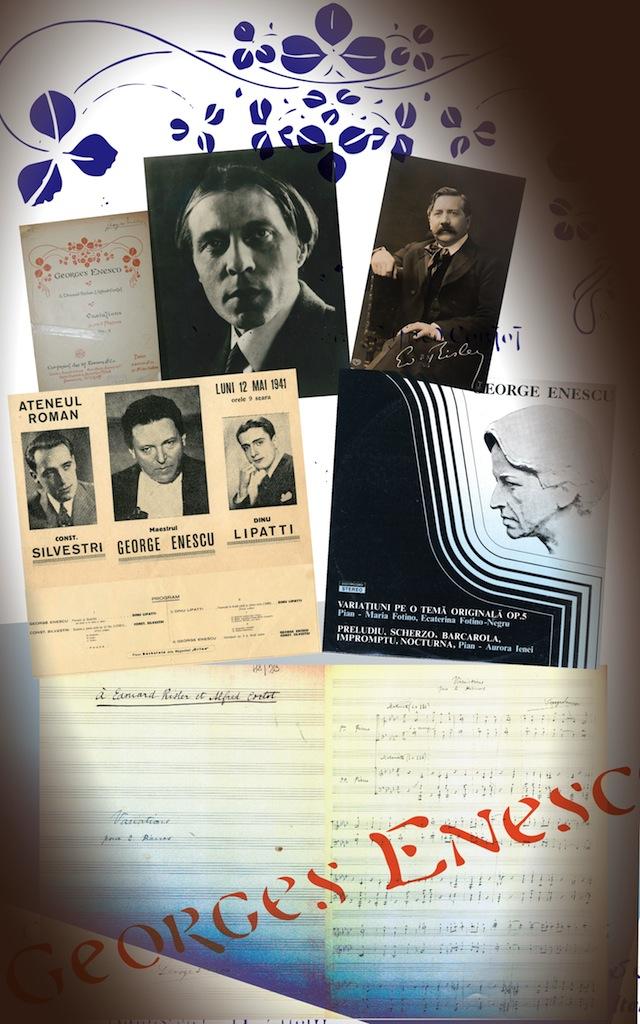 4. Variațiuni pentru două piane op. 5