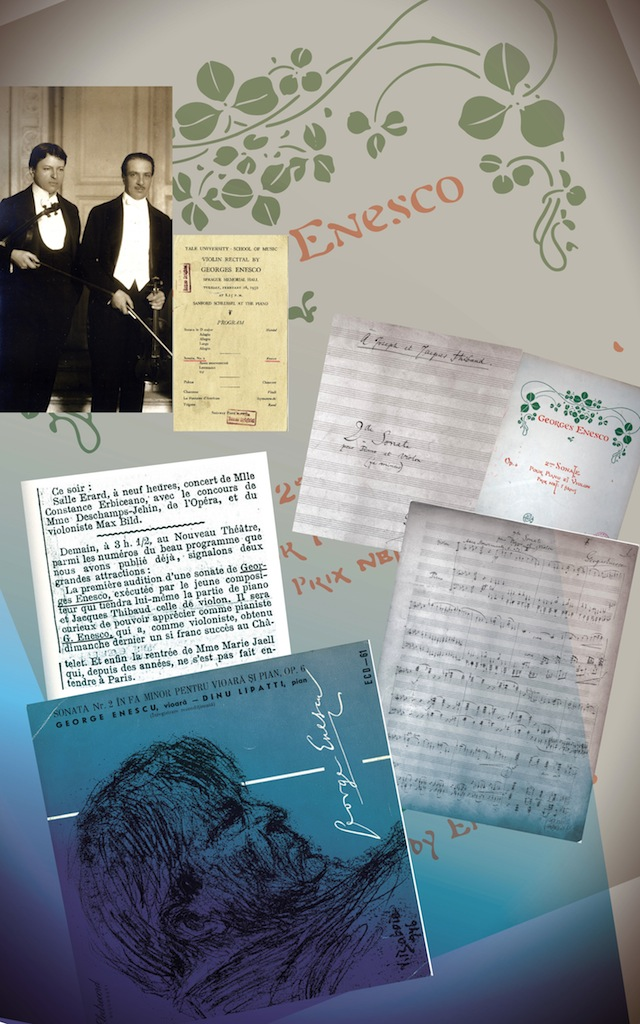 5. Sonata a II-a pentru pian și pian și vioară op. 6