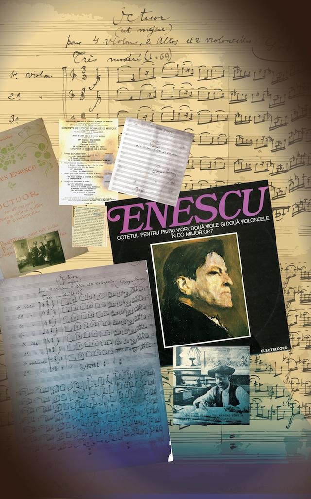 6. Octuor pentru patru viori, două viole și două violoncele op. 7
