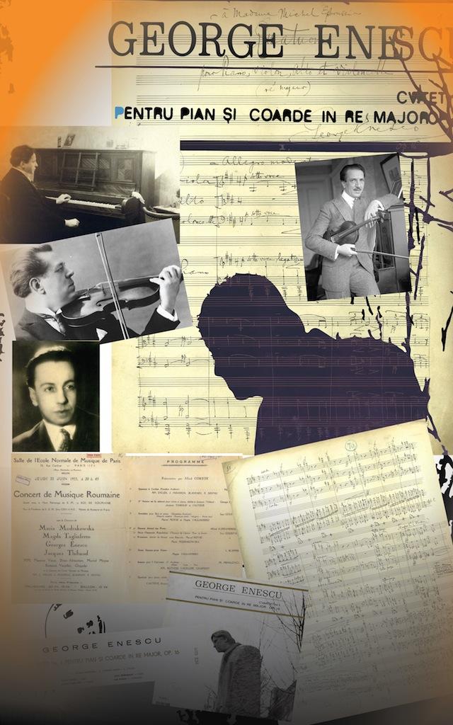 10. Cvartet pentru pian, violină, violă și violoncel op. 16