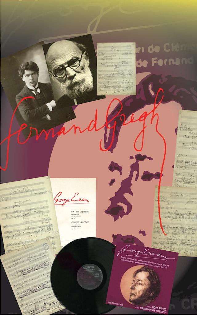12. Trei melodii pe versuri de Fernand Gregh op. 19
