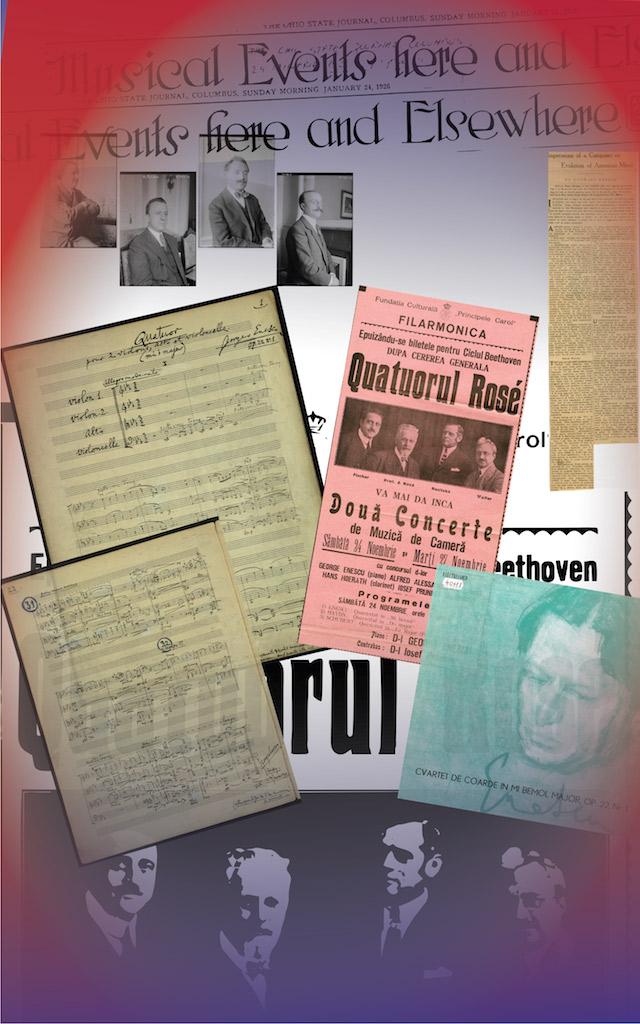 13. Cvartetul (I) în mi b major pentru două violine, violă și violoncel op. 22 nr. 1