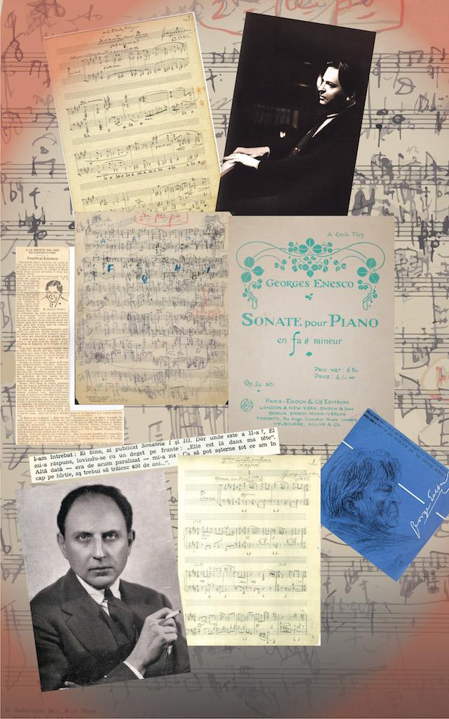 15. Sonatele pentru pian op. 24