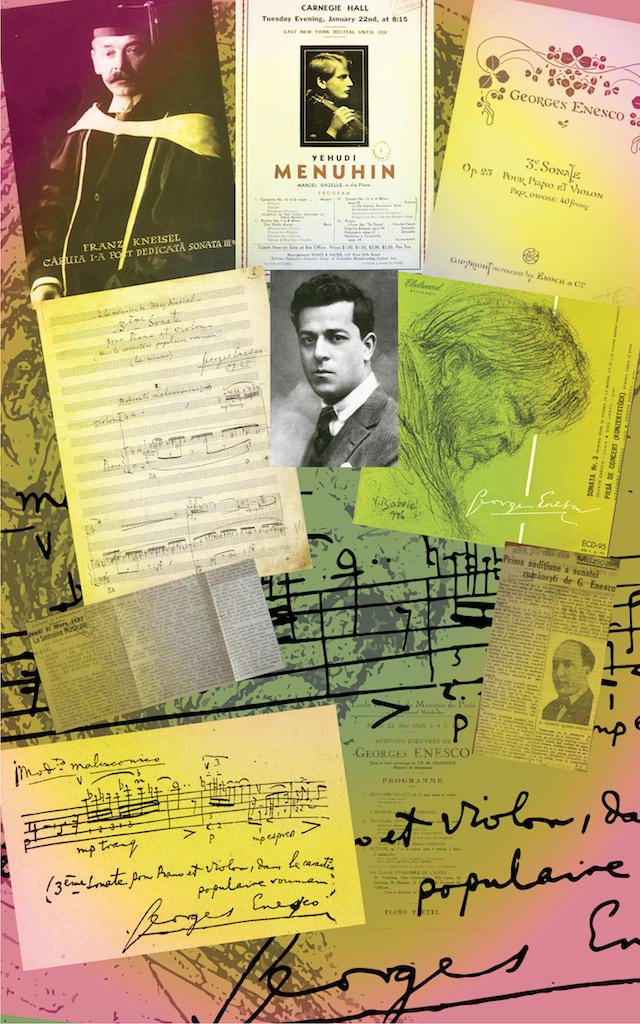 16. Sonata a III-a pentru pian și vioară (în caracter popular românesc) op. 25