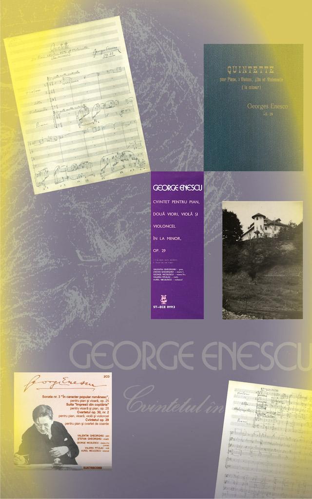 20. Cvintet pentru pian, două violine, violă și violoncel op. 29 (în la minor)