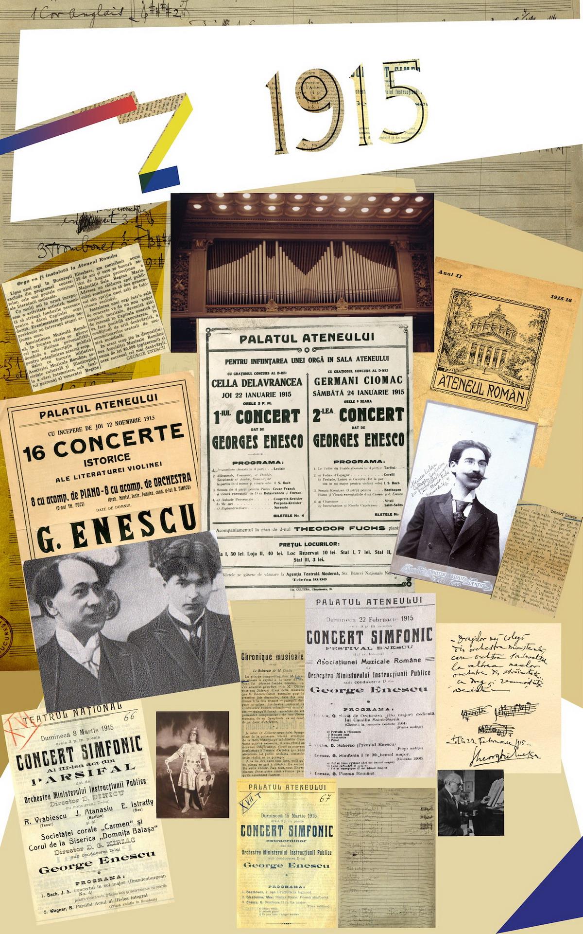 2. Concerte în  București
