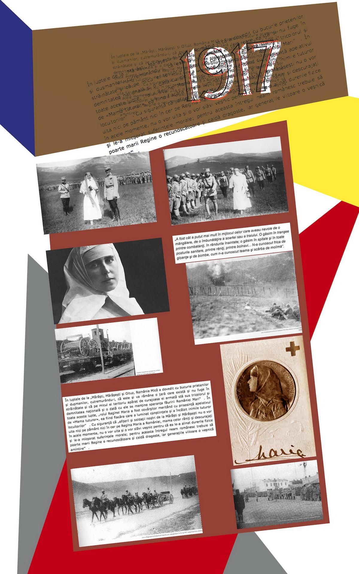 8. Evenimente  dramatice din timpul războiului