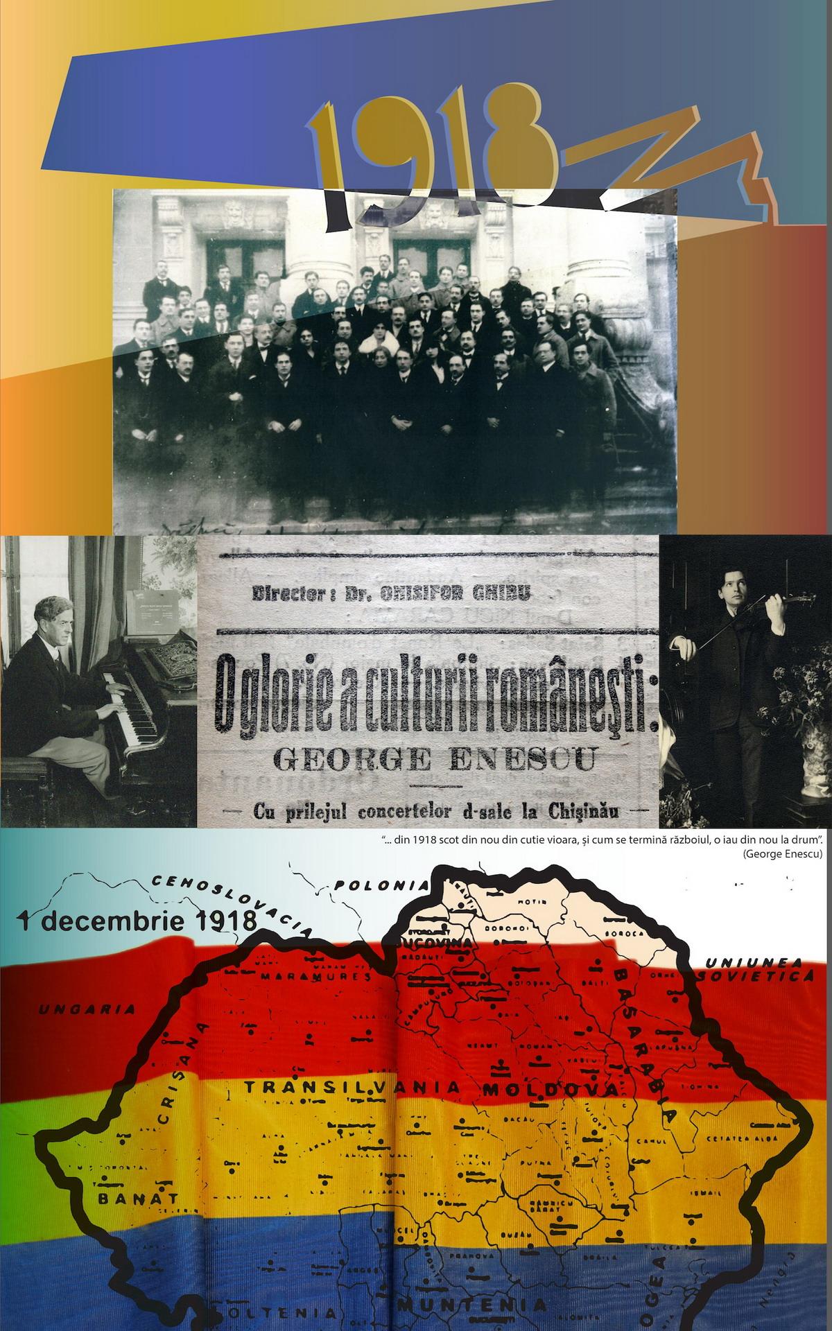 15. Octombrie-decembrie 1918