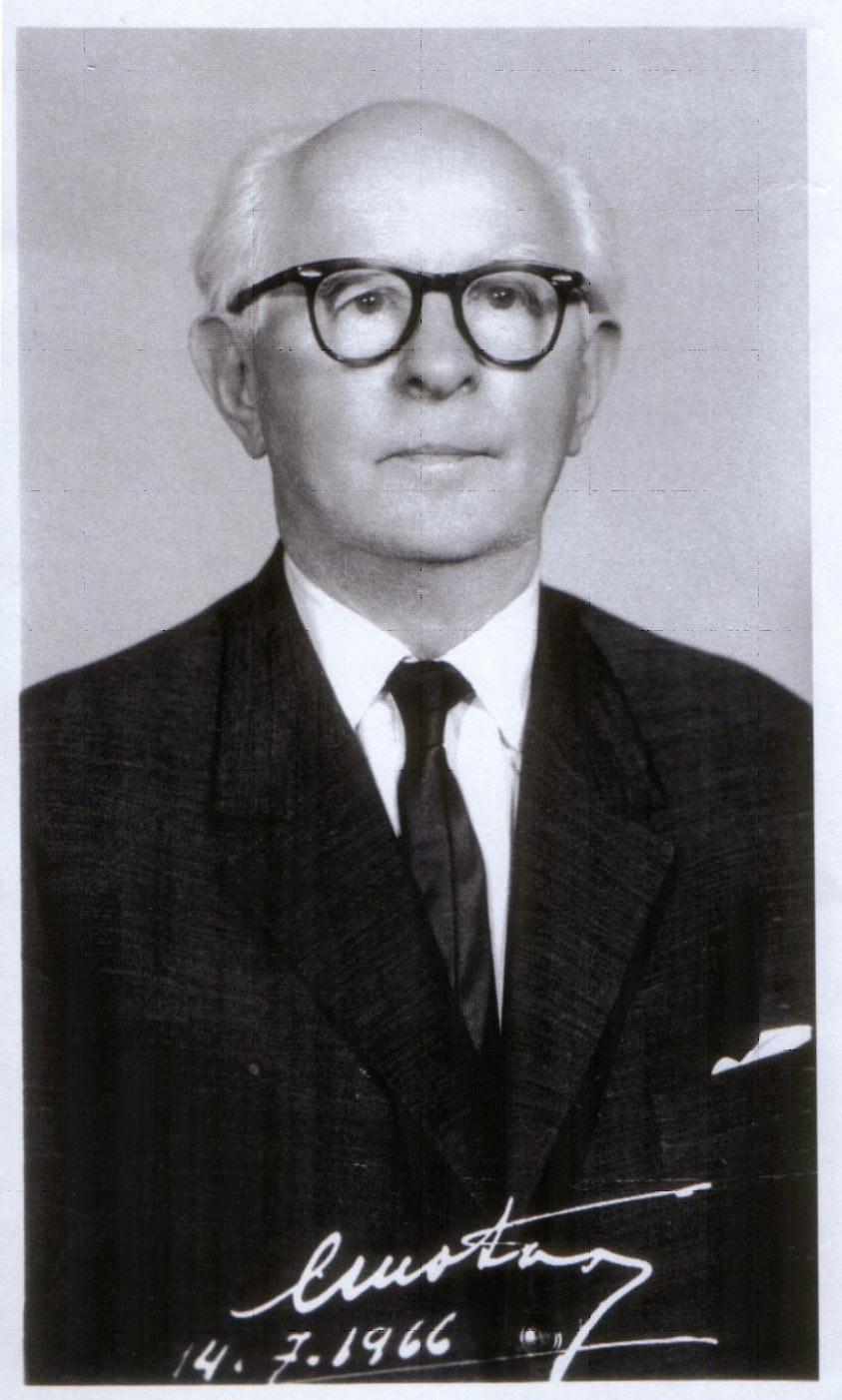 Fig. 1 – Constantin Motaș - fotografie
