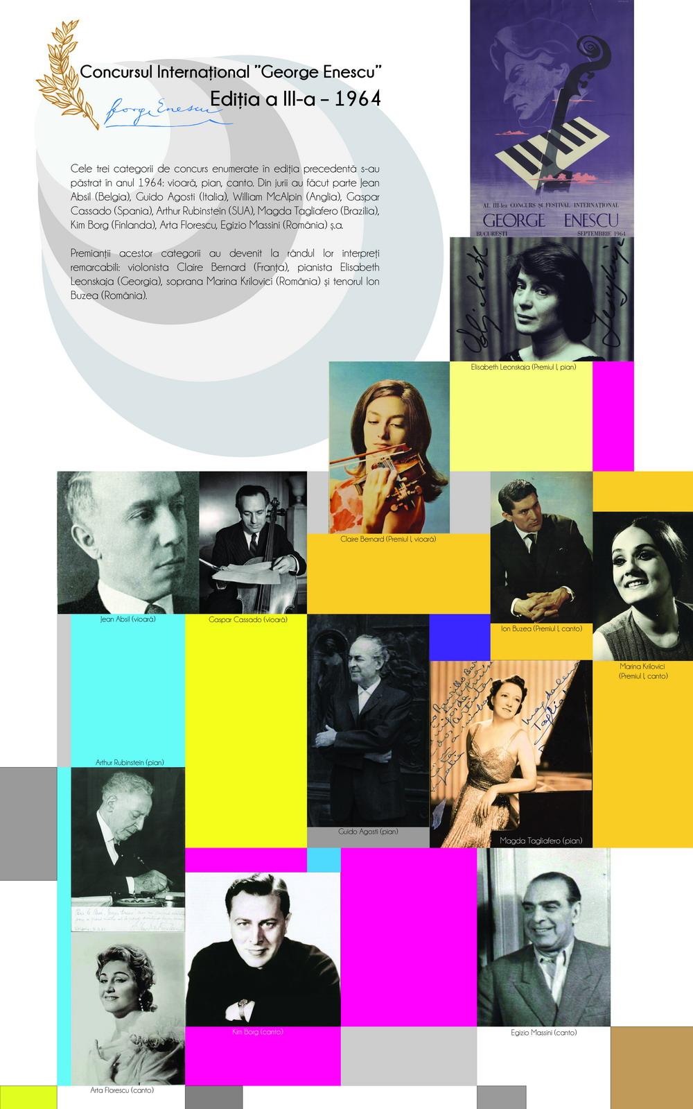Ediția a III-a – 1964