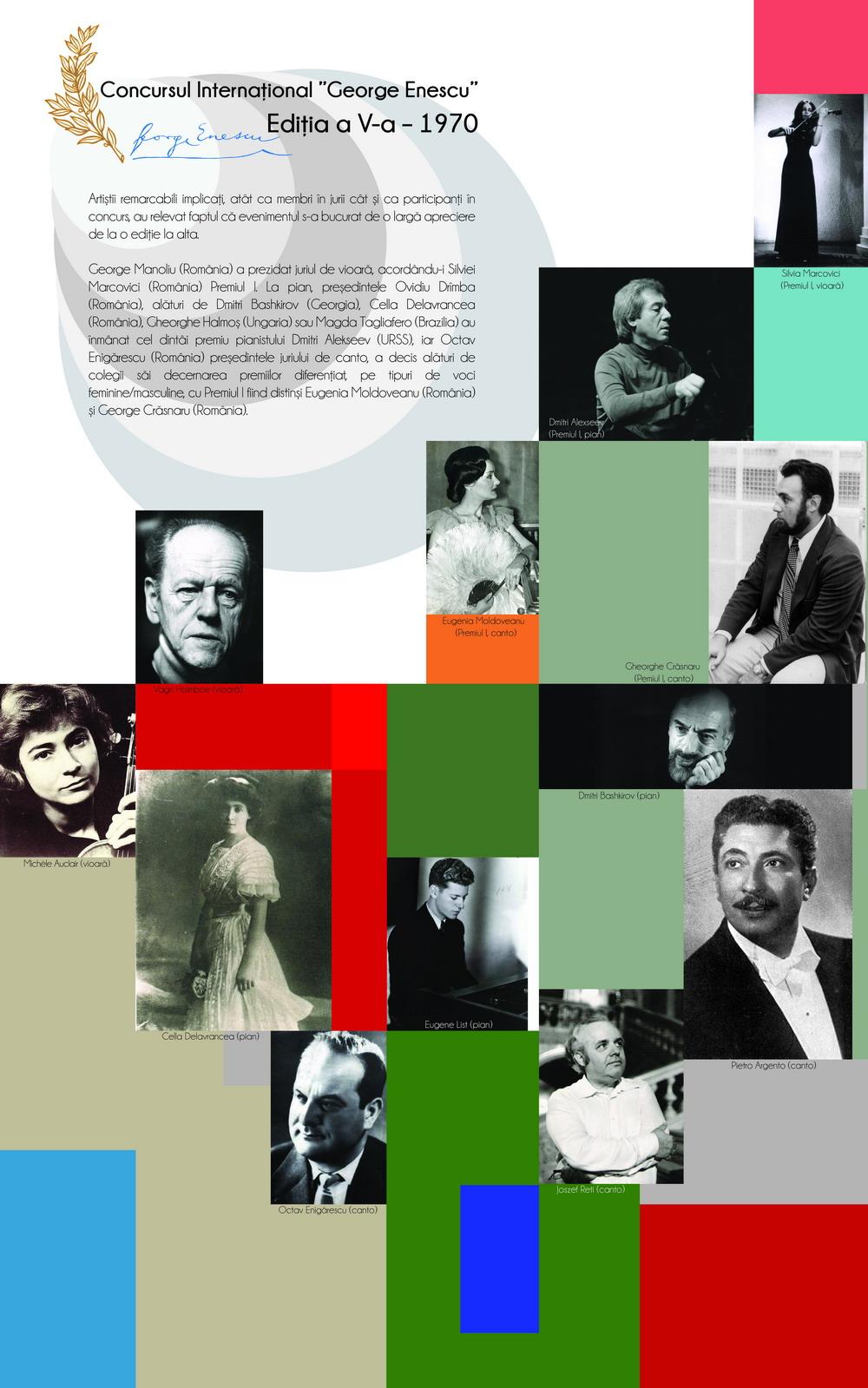 Ediția a V-a – 1970