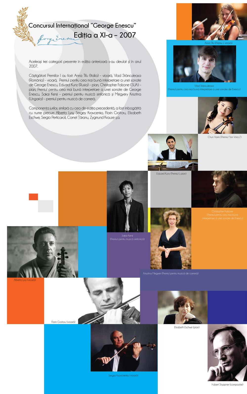 Ediția a XI-a – 2007