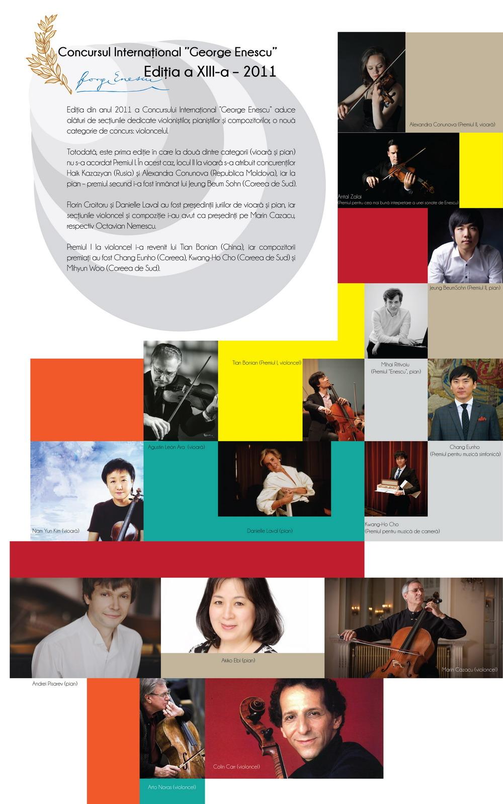 Ediția a XIII-a – 2011