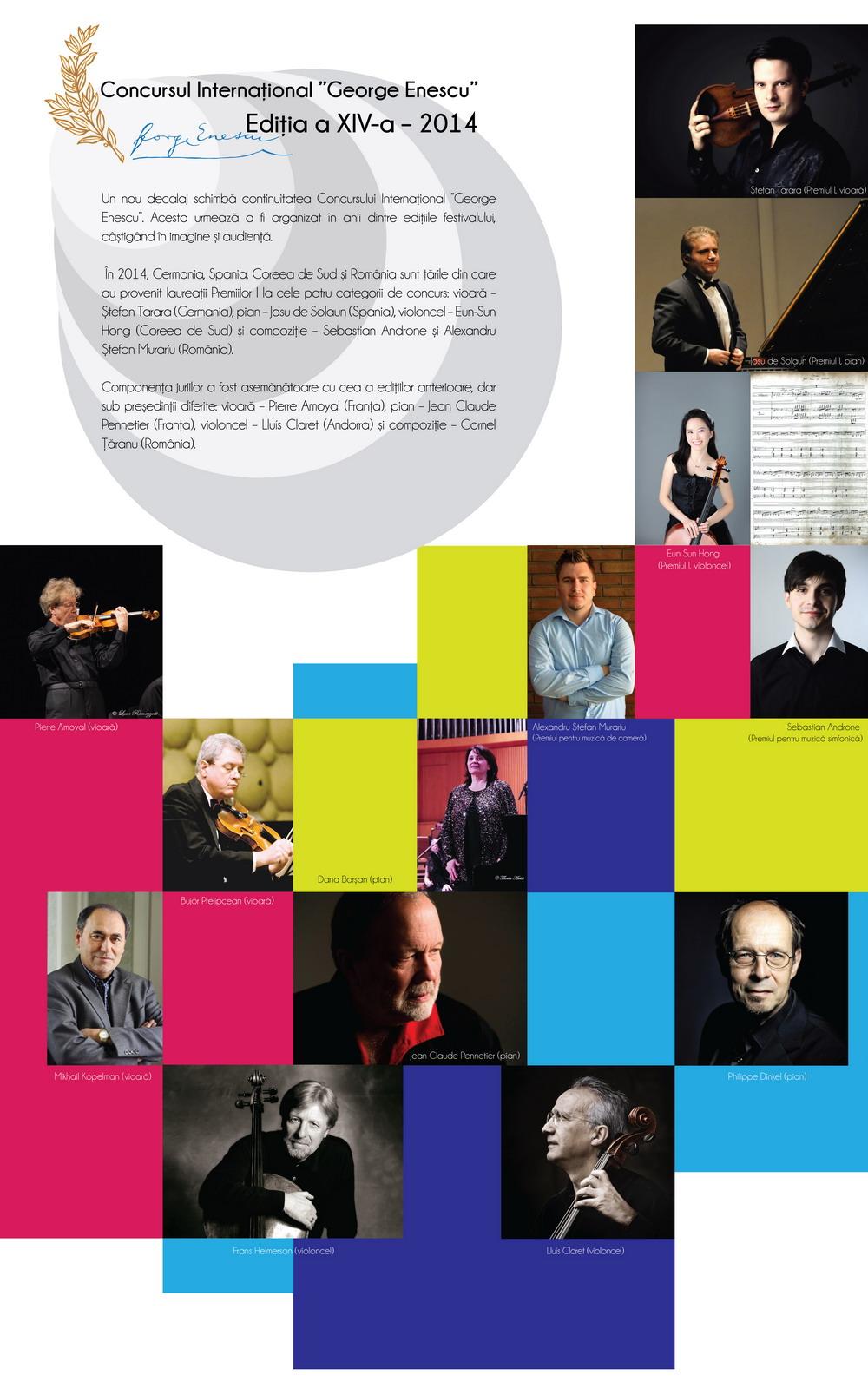 Ediția a XIV-a – 2014