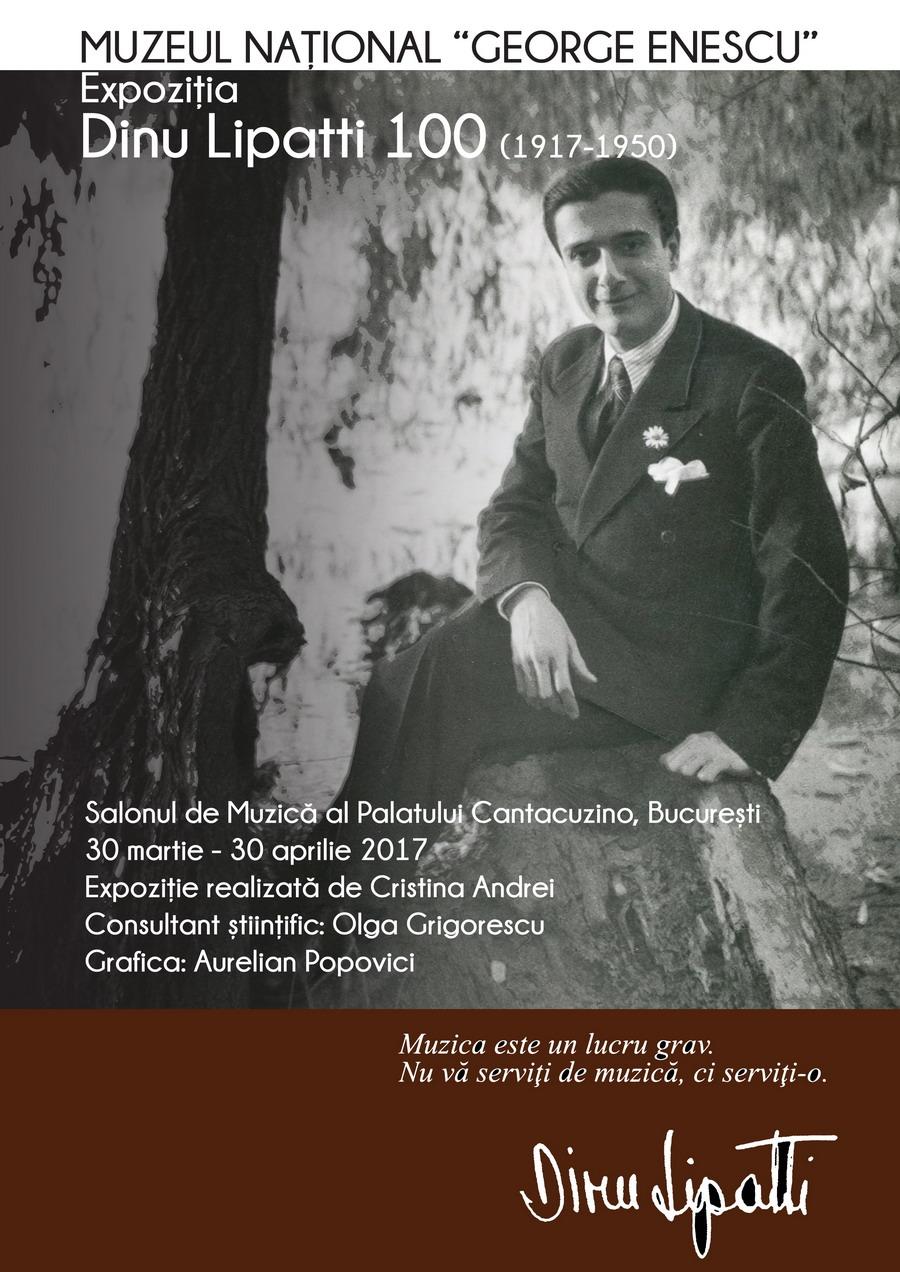 Expozitia Dinu Lipatti (1917-1950)
