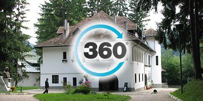 """Casa Memorială """"George Enescu"""" - Sinaia -  TUR VIRTUAL 360"""