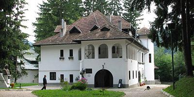 """Casa Memorială """"George Enescu"""" - Sinaia"""
