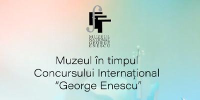 """Muzeul în timpul Concursului Internațional """"George Enescu"""""""
