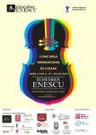 """Ediţia a XVII-a a Concursului Internaţional de vioară """"Remember Enescu"""" la final"""