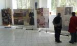 """Imagini de la de la expoziția """"George Enescu în constelația marilor interpreți"""" - Anina 13.05.2015"""