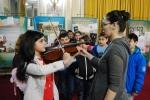 """Școala Altfel continuă la Muzeul """"George Enescu"""""""