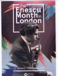 """""""Luna Enescu"""" în capitala Marii Britanii"""