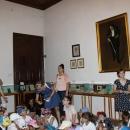 Copii de la școala Step by Step, in vizită la muzeu.