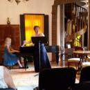 """Imagini de la concertul laureaților Concursului de Artă Vocală """"George Enescu"""" de la Sinaia - 17.08.2015"""