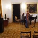 RECITAL CAMERAL susținut de Ioana Raluca Voicu Arnăuțoiu (vioară) și Manuela Giosa (pian) și Ansamblul Remember Enescu - Corina Răducanu și Eugen Dumitrescu (pian la 4 mâini).