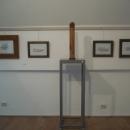 """Imagini de la vernisajul expoziției  de pictură și sculptură """"Tescani 2015"""""""