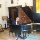 Imagini de la recitalul de vioară și pian susținut de Mioara și Viniciu Moroianu - Sinaia 19.09.2015