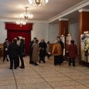 """Imagini de la expoziția """"Viorile lui George Enescu"""" la Târnăveni"""