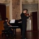 Imagini de la recitalul de vioară Ştefan Şimonca-Opriţa, 8 octombrie 2017