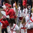 Imagini de la Festivalul de datini şi obiceiuri de la Tescani