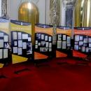 """Imagini de la vernisajul expoziției """"Muzicieni în Arhiva CNSAS"""" din 5 iunie 2018"""