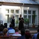 Imagini de la cursurile de măiestrie de artă vocală din perioada 17-24 august 2018 de la Tescani
