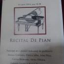 Recital de pian la MNGE