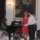 Recitalul participantilor la Masterclassul de arta vocala condus de JEAN-PHILIPPE LAFONT si ALINA PAVALACHE
