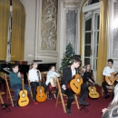 Imagini de la Concertul de Crăciun chitară clasică din 18 decembrie 2018