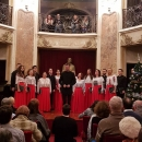 Imagini de la concertul de Crăciun susținut de Grupul Canticum, 14 decembrie 2018