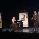 Imagini de la evenimentul Enescu pe înțelesul tuturor de la Râmnicu Vâlcea