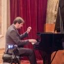 Imagini de la recitalul de pian susținut de SILVAN NEGRUȚIU în data de 14 iunie 2019