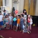 """Imagini de la atelierul interactiv """"Petrică și Lupul"""" de sâmbătă, 23 iunie 2019"""