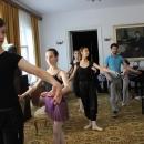 """Imagini de la rezidența coregrafică """"TERPSICHORE"""", 22-27 iulie 2019, Tescani"""