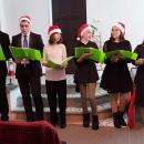 Imagini de la recitalul REZONANȚE SONORE PE ARMONII DE FESTIVAL, Sinaia, 14 decembrie 2019